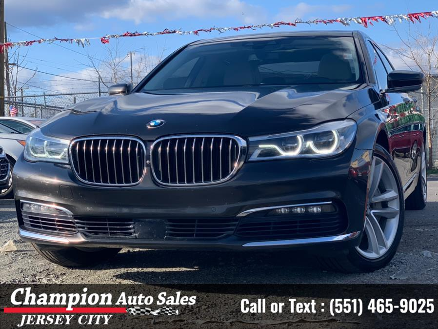 Used 2016 BMW 7 Series in Jersey City, New Jersey | Champion Auto Sales. Jersey City, New Jersey