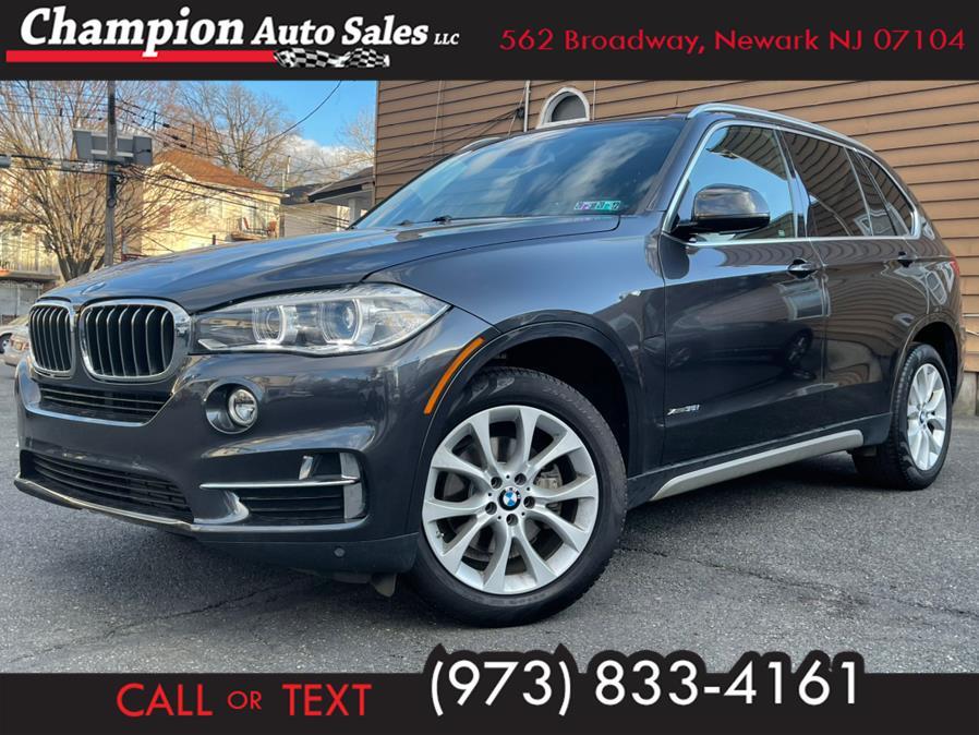 Used 2018 BMW X5 in Newark, New Jersey | Champion Auto Sales. Newark, New Jersey
