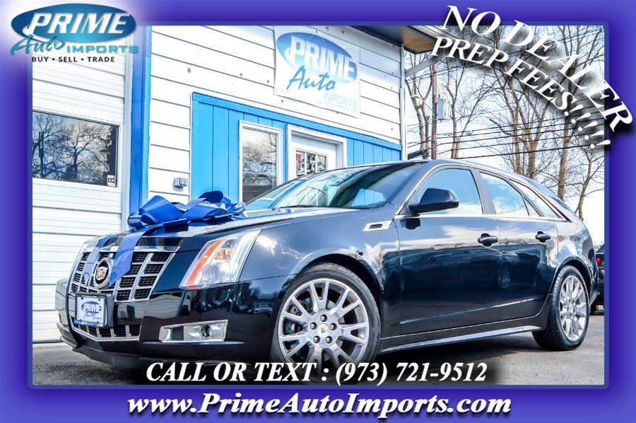 Used 2014 Cadillac CTS Wagon in Bloomingdale, New Jersey | Prime Auto Imports. Bloomingdale, New Jersey