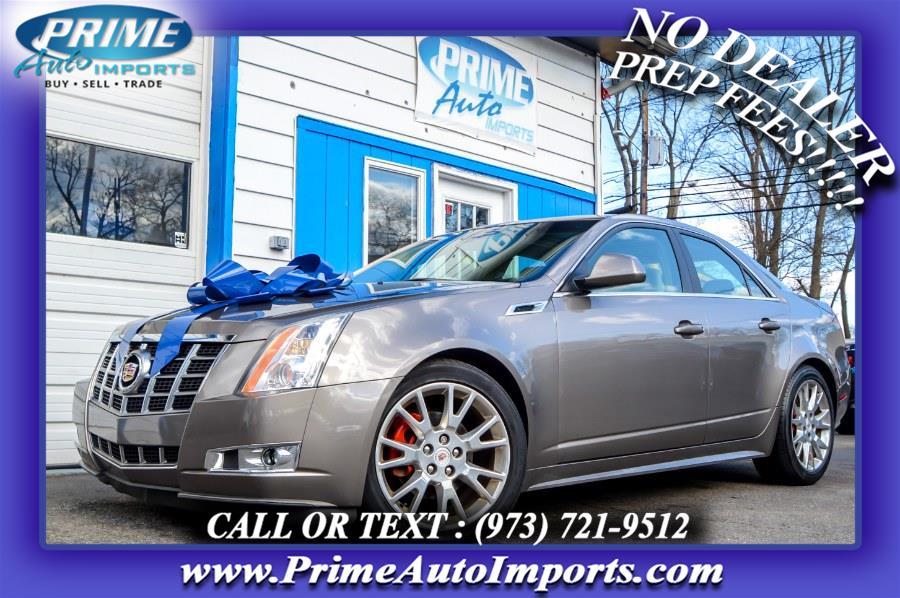 Used 2012 Cadillac CTS Sedan in Bloomingdale, New Jersey | Prime Auto Imports. Bloomingdale, New Jersey