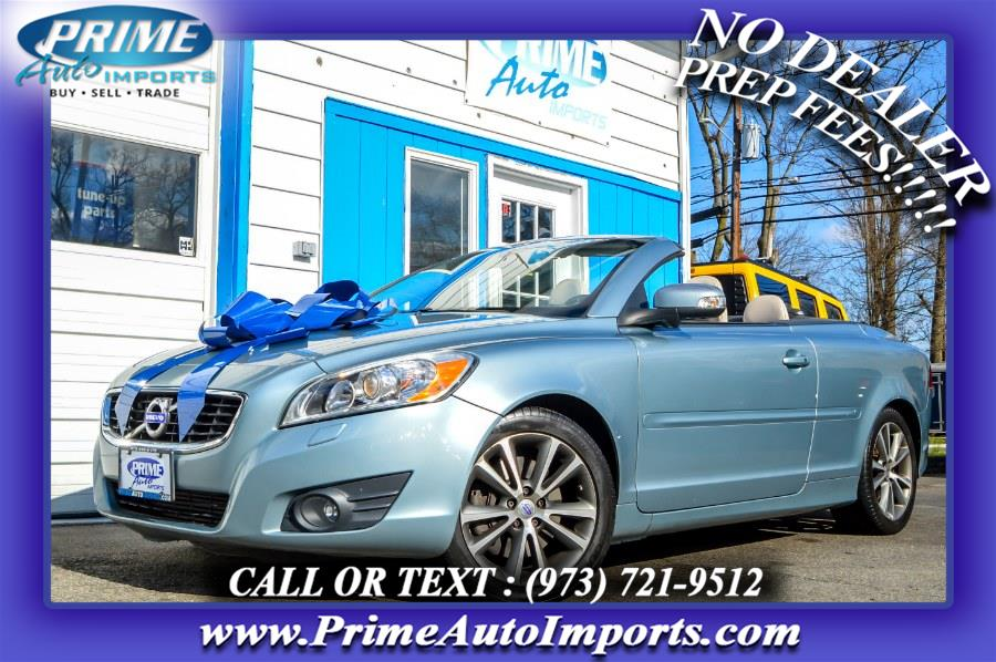 Used 2012 Volvo C70 in Bloomingdale, New Jersey | Prime Auto Imports. Bloomingdale, New Jersey