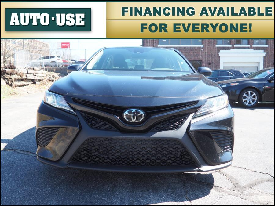 Used Toyota Camry SE 2019   Autouse. Andover, Massachusetts