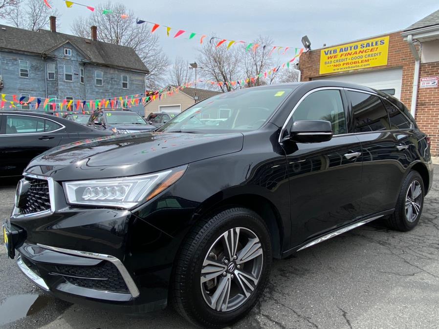 Used Acura MDX SH-AWD 2018 | VEB Auto Sales. Hartford, Connecticut