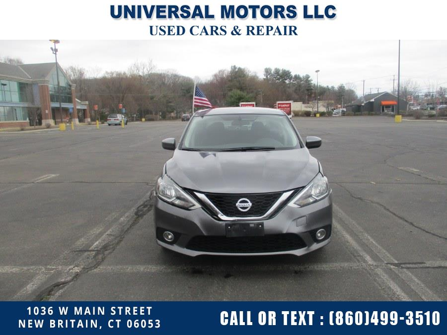 Used Nissan Sentra SV CVT *Ltd Avail* 2019 | Universal Motors LLC. New Britain, Connecticut