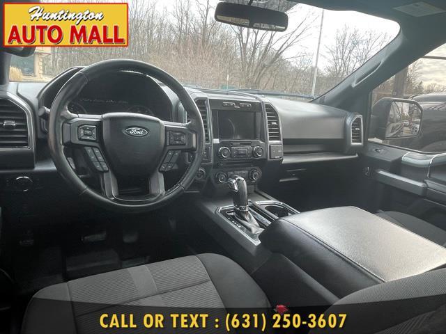 Used Ford F-150 XLT 4WD SuperCrew 6.5'' Box Sport Package 2017 | Huntington Auto Mall. Huntington Station, New York