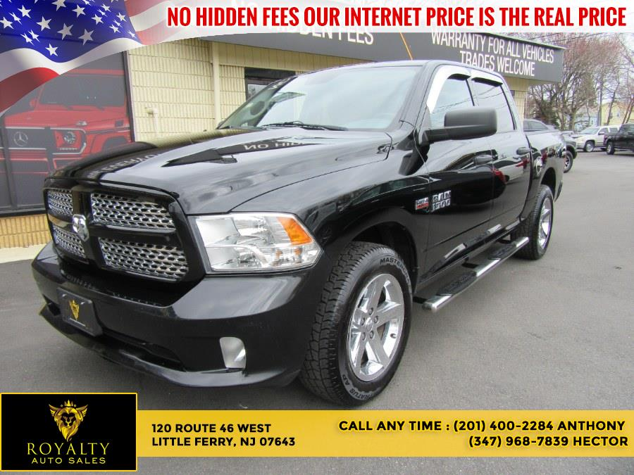 Used 2013 Ram 1500 in Little Ferry, New Jersey | Royalty Auto Sales. Little Ferry, New Jersey