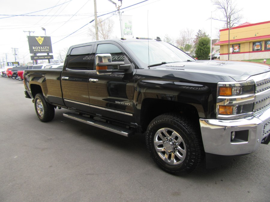"""Used Chevrolet Silverado 3500HD Built After Aug 14 4WD Crew Cab 167.7"""" LTZ 2015 