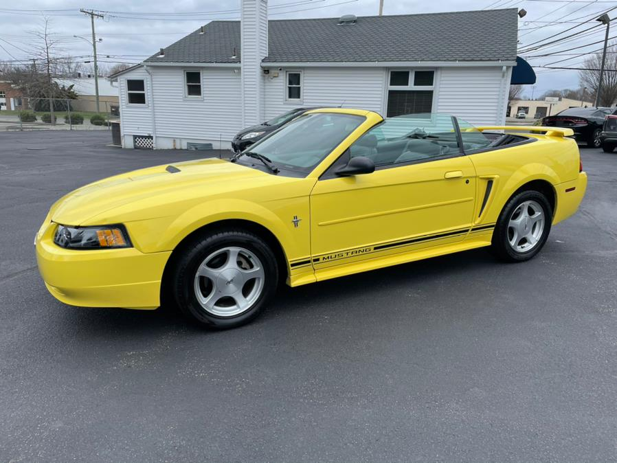 Used 2001 Ford Mustang in Milford, Connecticut | Chip's Auto Sales Inc. Milford, Connecticut