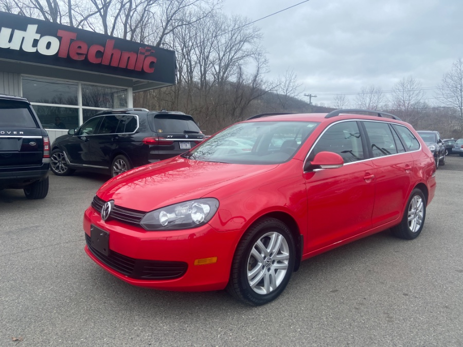 2013 Volkswagen Jetta SportWagen TDI, available for sale in New Milford, CT