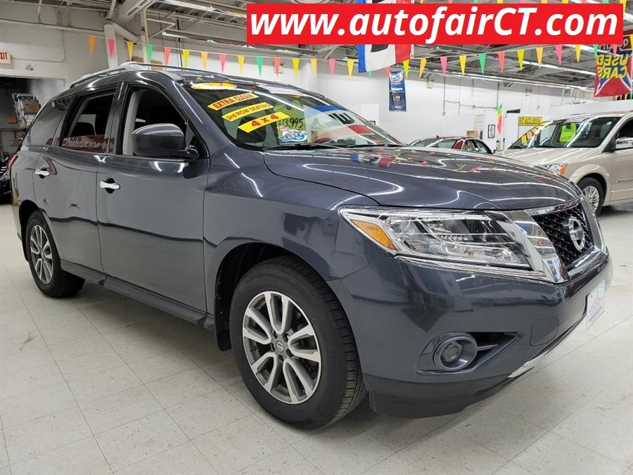 Used 2014 Nissan Pathfinder in West Haven, Connecticut