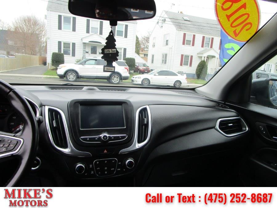 Used Chevrolet Equinox AWD 4dr LT w/1LT 2018   Mike's Motors LLC. Stratford, Connecticut
