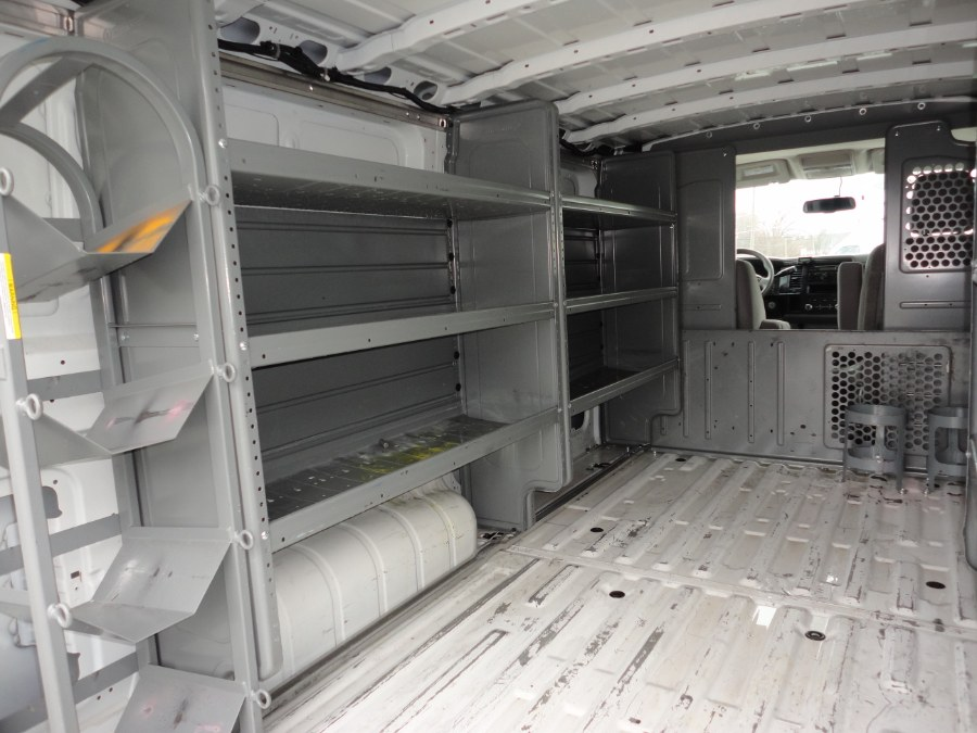 Used Nissan cargo NV Cargo NV1500 Standard Roof V6 S 2017 | International Motorcars llc. Berlin, Connecticut