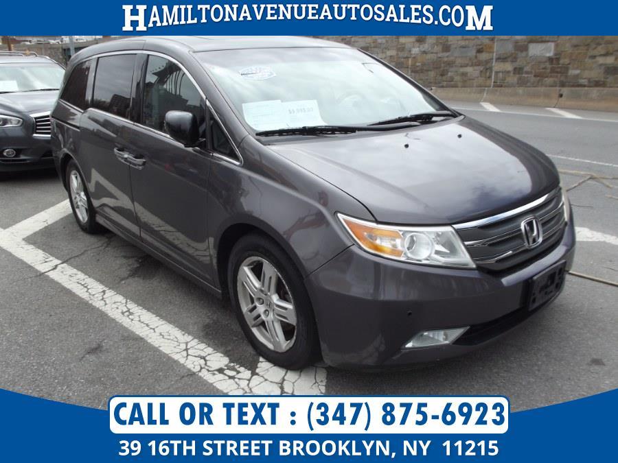 Used Honda Odyssey TOURING 2012 | Hamilton Avenue Auto Sales DBA Nyautoauction.com. Brooklyn, New York
