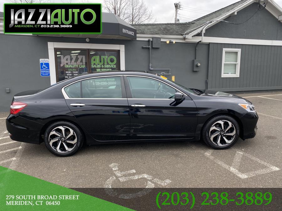 Used 2016 Honda Accord Sedan in Meriden, Connecticut | Jazzi Auto Sales LLC. Meriden, Connecticut