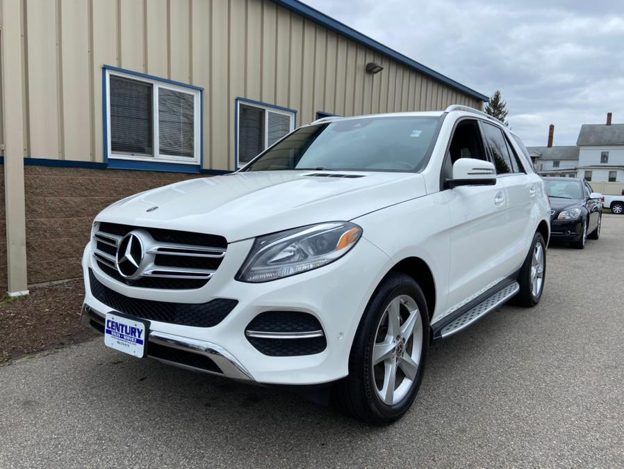Used 2018 Mercedes-Benz GLE in East Windsor, Connecticut | Century Auto And Truck. East Windsor, Connecticut