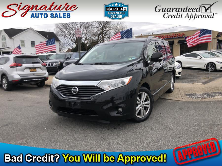 Used 2013 Nissan Quest in Franklin Square, New York | Signature Auto Sales. Franklin Square, New York