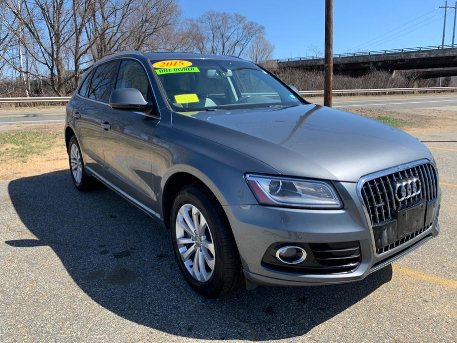 Used Audi Q5 quattro 4dr 2.0T Premium Plus 2015 | Danny's Auto Sales. Methuen, Massachusetts