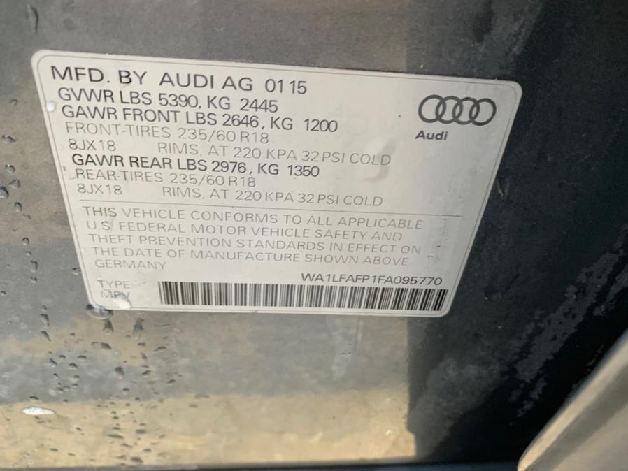 Used Audi Q5 quattro 4dr 2.0T Premium Plus 2015 | Danny's Auto Sales. Methuen, Massachusetts