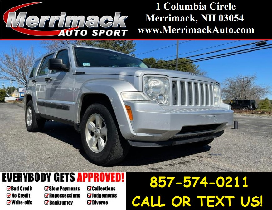 Used 2012 Jeep Liberty in Merrimack, New Hampshire | Merrimack Autosport. Merrimack, New Hampshire
