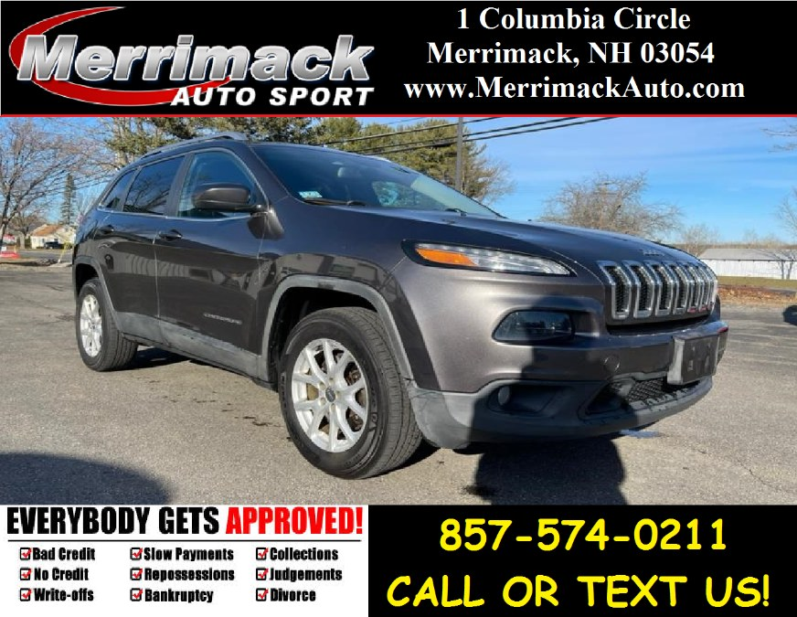 Used 2014 Jeep Cherokee in Merrimack, New Hampshire | Merrimack Autosport. Merrimack, New Hampshire