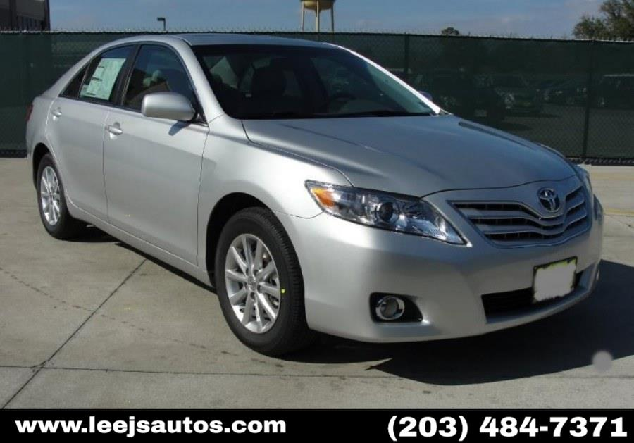 Used 2011 Toyota Camry in North Branford, Connecticut | LeeJ's Auto Sales & Service. North Branford, Connecticut