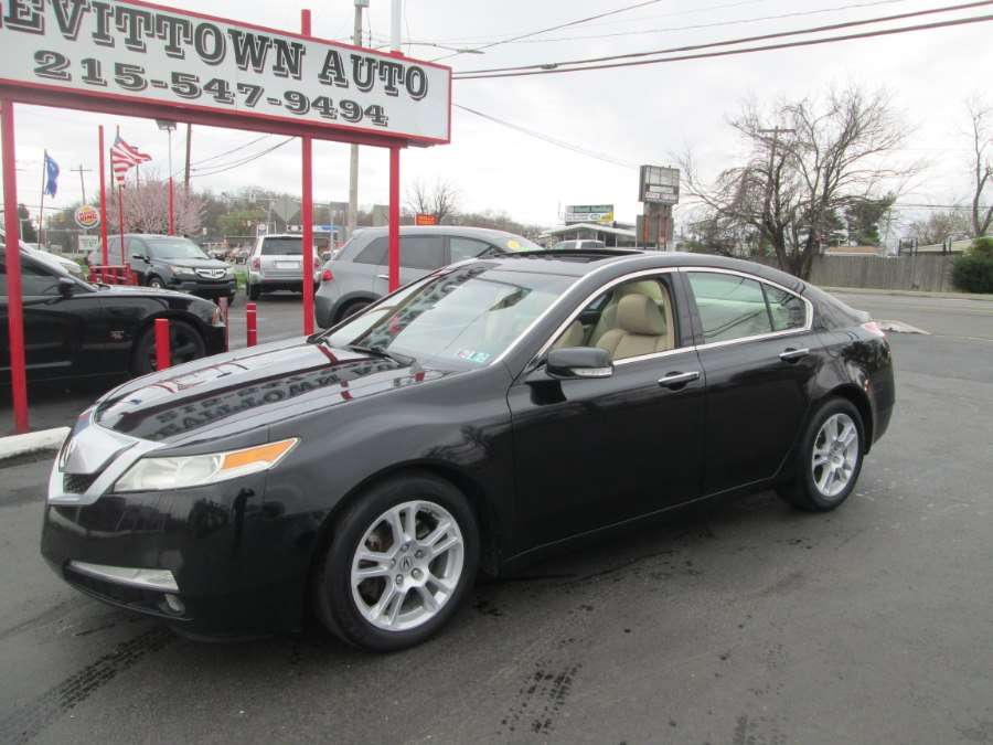 Used Acura TL 4dr Sdn 2WD Tech 2009 | Levittown Auto. Levittown, Pennsylvania