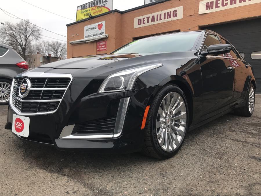 Used 2014 Cadillac CTS Sedan in Hartford, Connecticut | Lex Autos LLC. Hartford, Connecticut