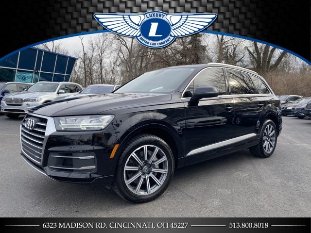 Used 2017 Audi Q7 in Cincinnati, Ohio | Luxury Motor Car Company. Cincinnati, Ohio