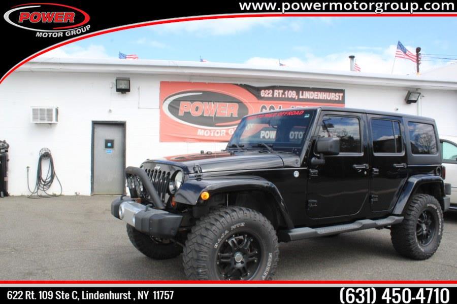 Used Jeep Wrangler Unlimited 4WD 4dr Sahara 2011 | Power Motor Group. Lindenhurst , New York