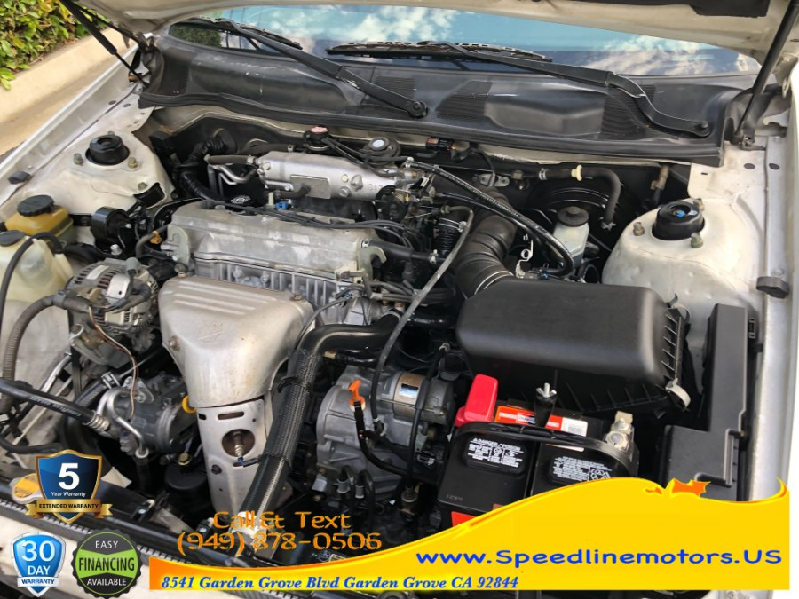 Used Toyota Camry 4dr Sdn CE Manual (Natl) 2001   Speedline Motors. Garden Grove, California