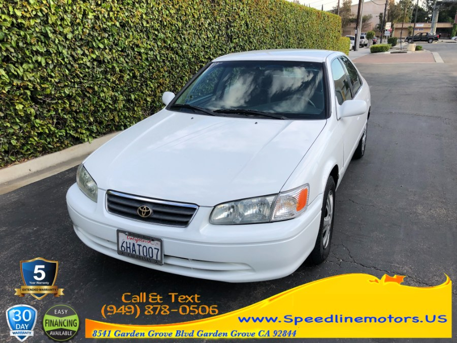 Used 2001 Toyota Camry in Garden Grove, California | Speedline Motors. Garden Grove, California