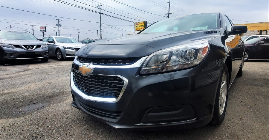 Used Chevrolet Malibu Limited 4dr Sdn LS w/1FL 2016 | Temple Hills Used Car. Temple Hills, Maryland