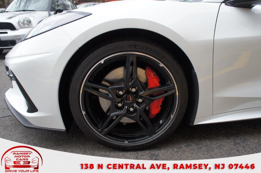 Used Chevrolet Corvette 2dr Stingray Cpe w/1LT 2020 | Ramsey Motor Cars Inc. Ramsey, New Jersey