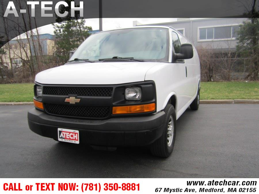 Used 2014 Chevrolet Express Cargo Van in Medford, Massachusetts | A-Tech. Medford, Massachusetts