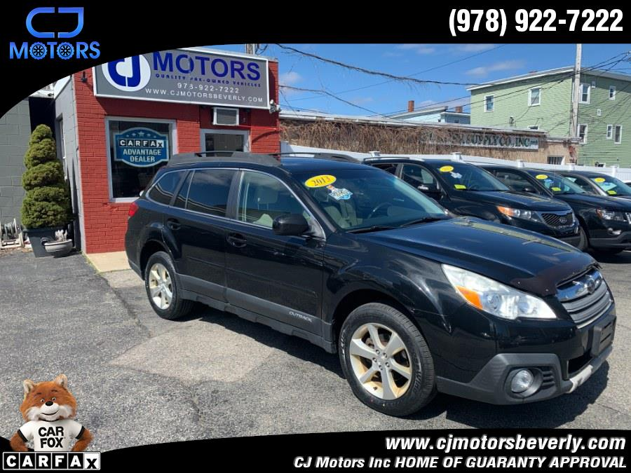 Used 2013 Subaru Outback in Beverly, Massachusetts | CJ Motors Inc. Beverly, Massachusetts