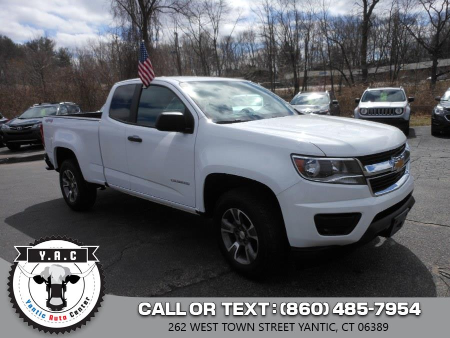 Used 2017 Chevrolet Colorado in Yantic, Connecticut | Yantic Auto Center. Yantic, Connecticut