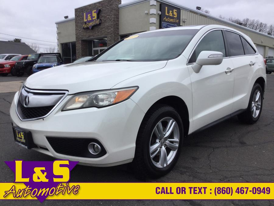 Used 2013 Acura RDX in Plantsville, Connecticut | L&S Automotive LLC. Plantsville, Connecticut
