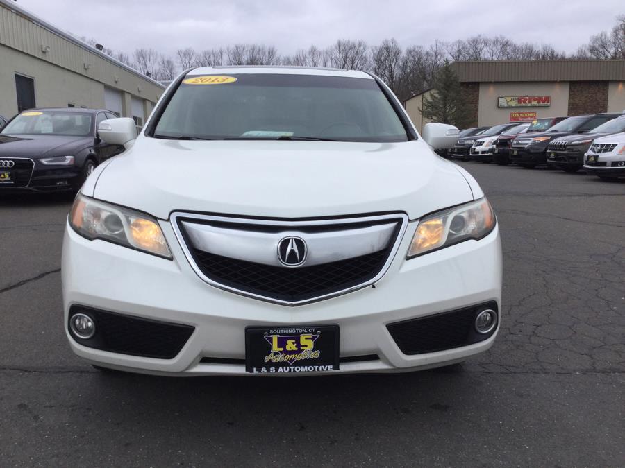 Used Acura RDX AWD 4dr Tech Pkg 2013 | L&S Automotive LLC. Plantsville, Connecticut