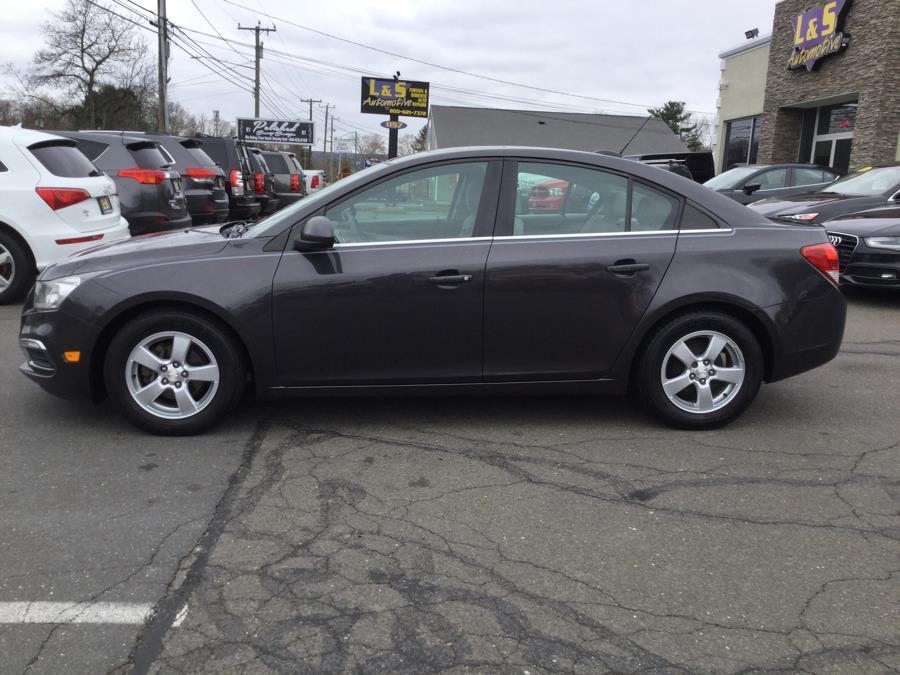 Used Chevrolet Cruze Limited 4dr Sdn Auto LT w/1LT 2016 | L&S Automotive LLC. Plantsville, Connecticut
