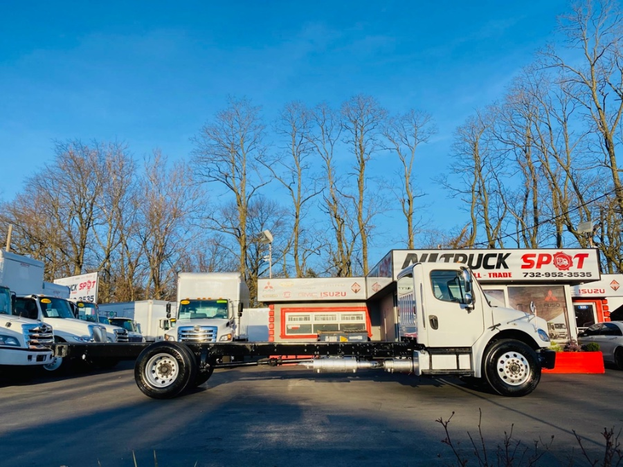 Used FREIGHTLINER M2 CAB & CHASSIS 2016 | NJ Truck Spot. South Amboy, New Jersey
