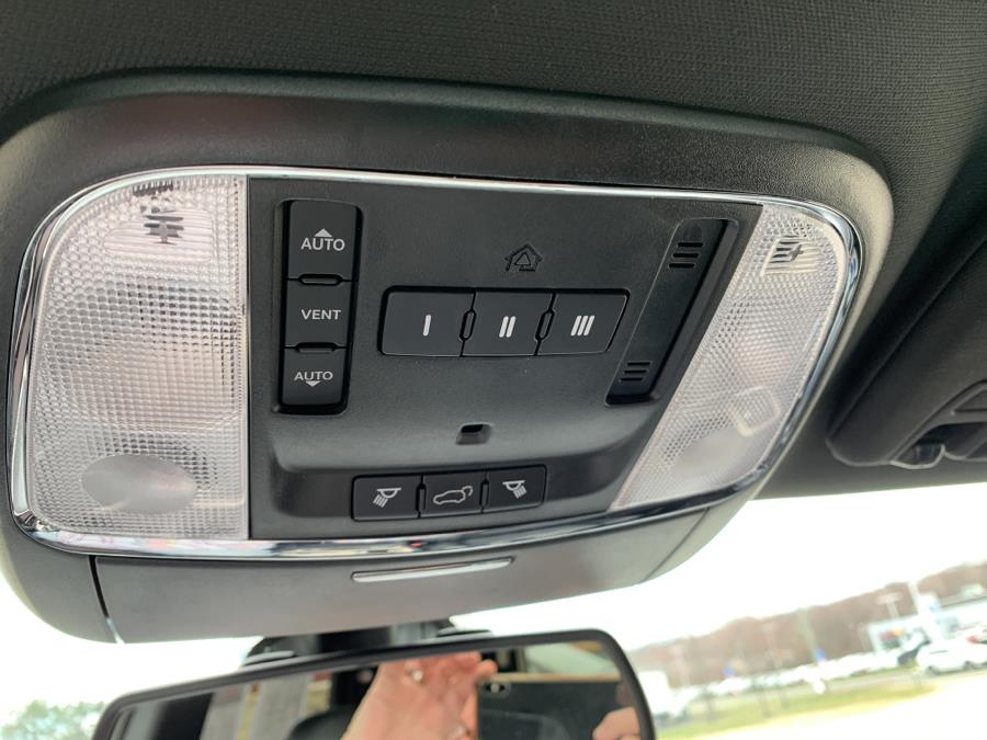 Used Jeep Grand Cherokee 4WD 4dr Limited 2015   Saybrook Auto Barn. Old Saybrook, Connecticut