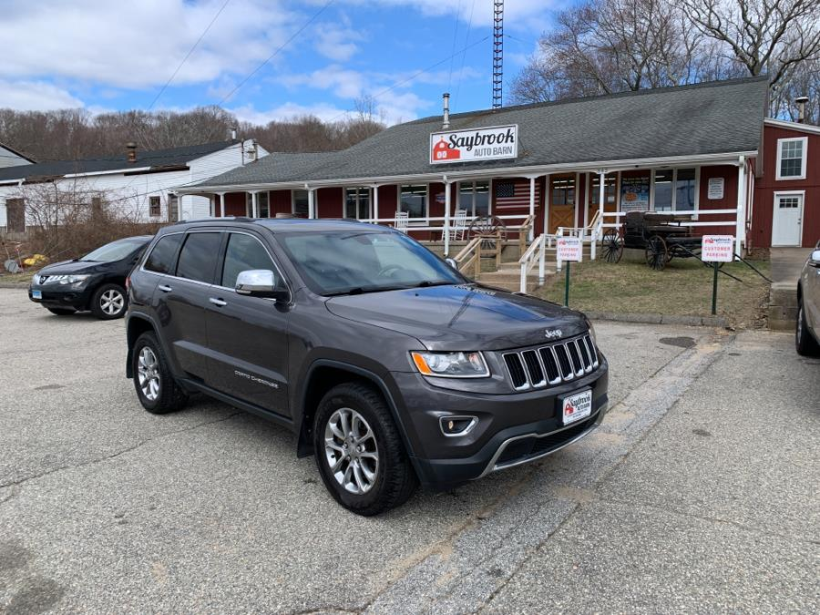 Used 2015 Jeep Grand Cherokee in Old Saybrook, Connecticut | Saybrook Auto Barn. Old Saybrook, Connecticut