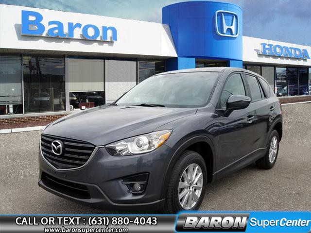 Used 2016 Mazda Cx-5 in Patchogue, New York | Baron Supercenter. Patchogue, New York