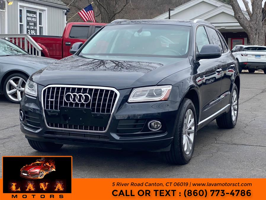 Used 2015 Audi Q5 in Canton, Connecticut | Lava Motors. Canton, Connecticut