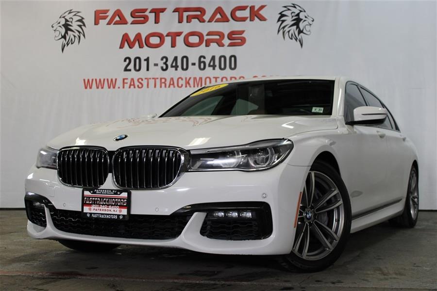 Used BMW 750 XI MSPORT 2016 | Fast Track Motors. Paterson, New Jersey