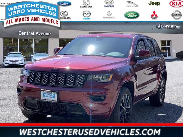 Used 2019 Jeep Grand Cherokee in White Plains, New York | Westchester Used Vehicles. White Plains, New York
