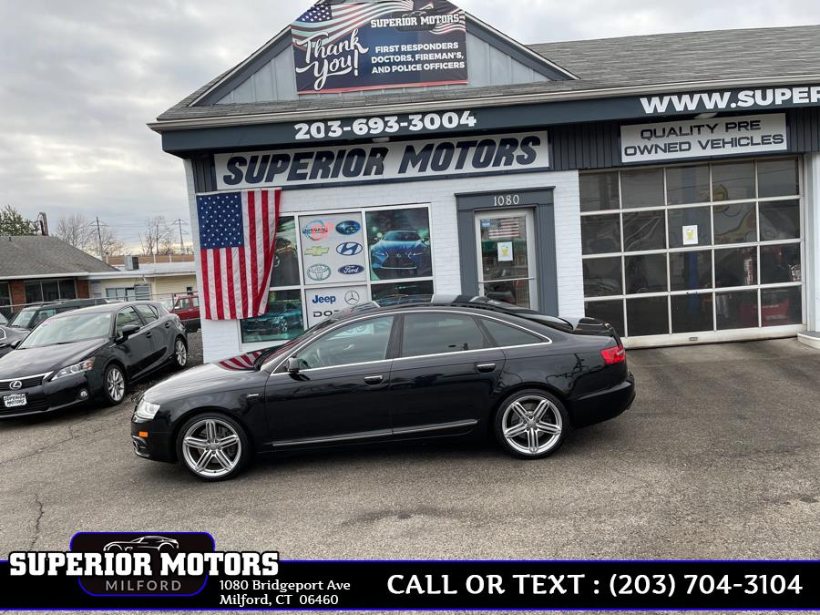 Used 2011 Audi A6 A6 PRESTIGE in Milford, Connecticut | Superior Motors LLC. Milford, Connecticut