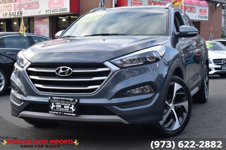 Used 2018 Hyundai Tucson in Irvington, New Jersey | Foreign Auto Imports. Irvington, New Jersey