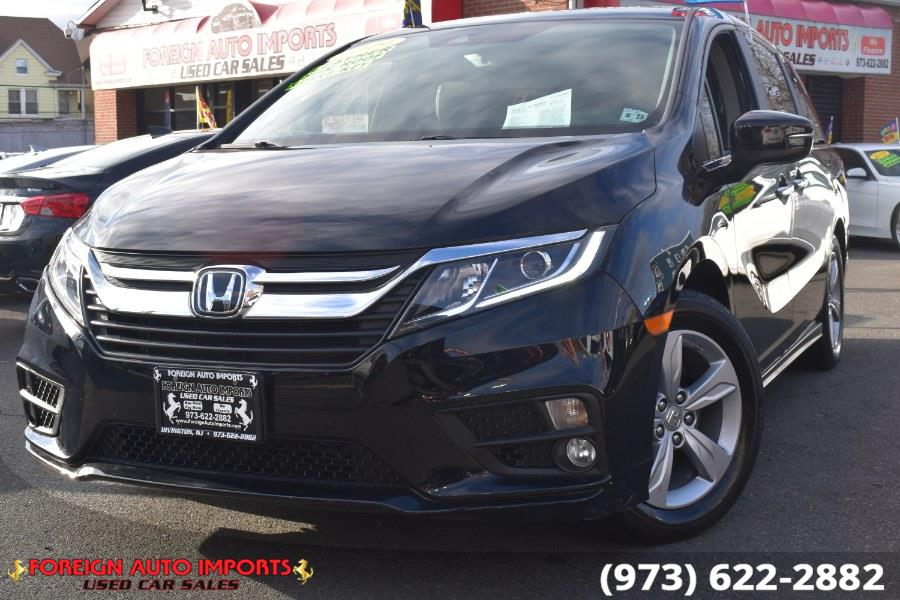 Used 2019 Honda Odyssey in Irvington, New Jersey | Foreign Auto Imports. Irvington, New Jersey
