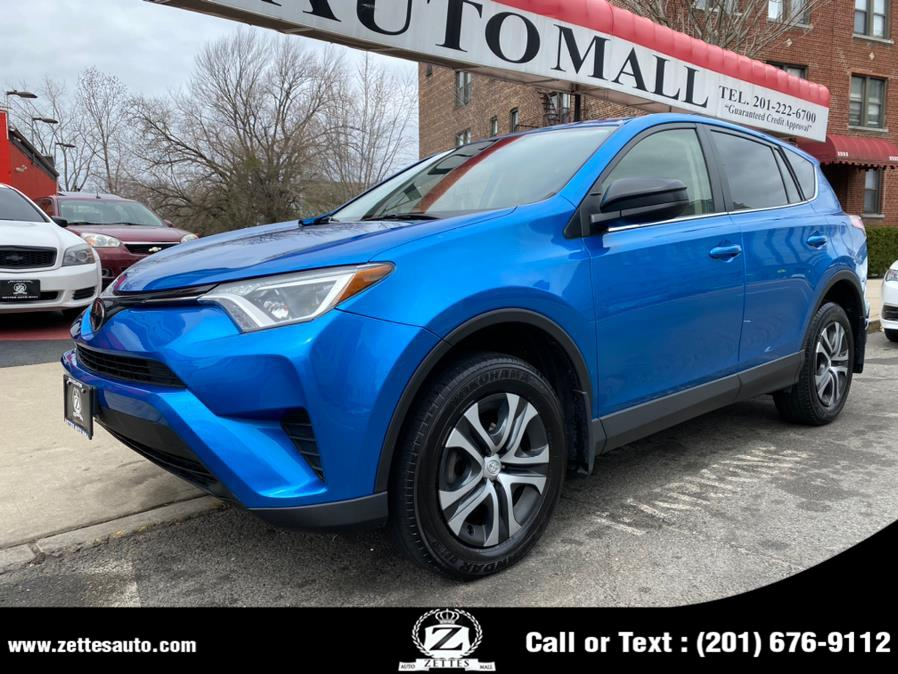 Used 2018 Toyota RAV4 in Jersey City, New Jersey | Zettes Auto Mall. Jersey City, New Jersey